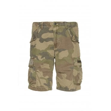 Bermuda Shorts in Camouflage