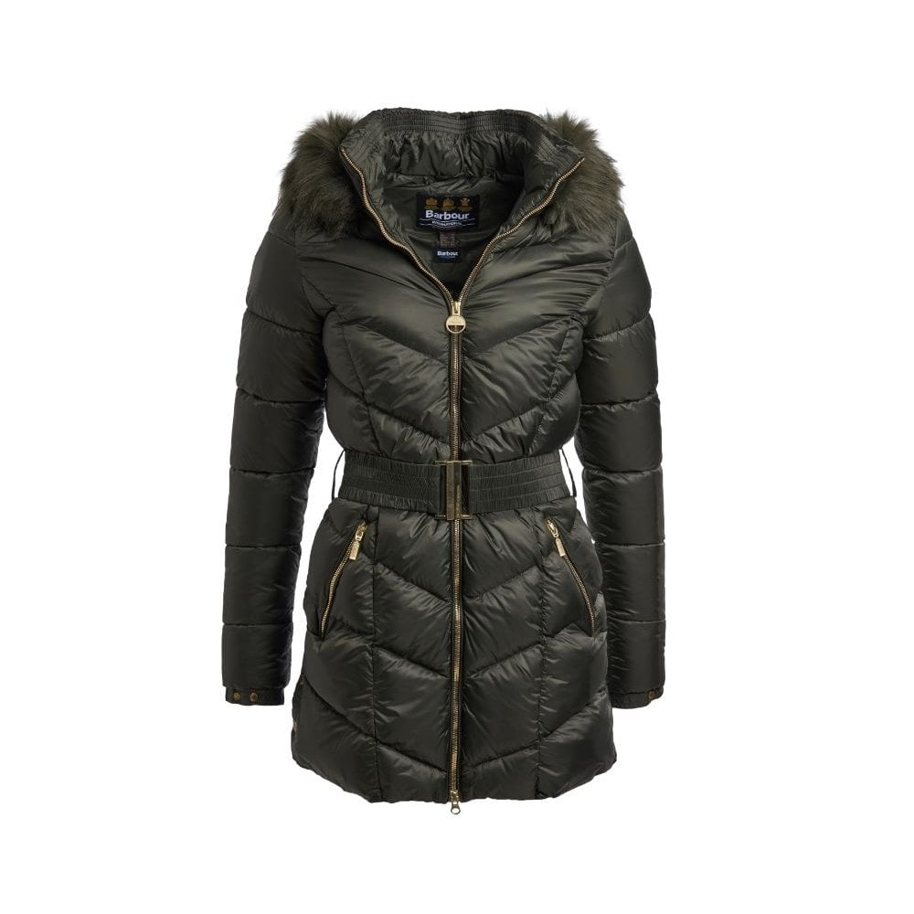 barbour womens jacket