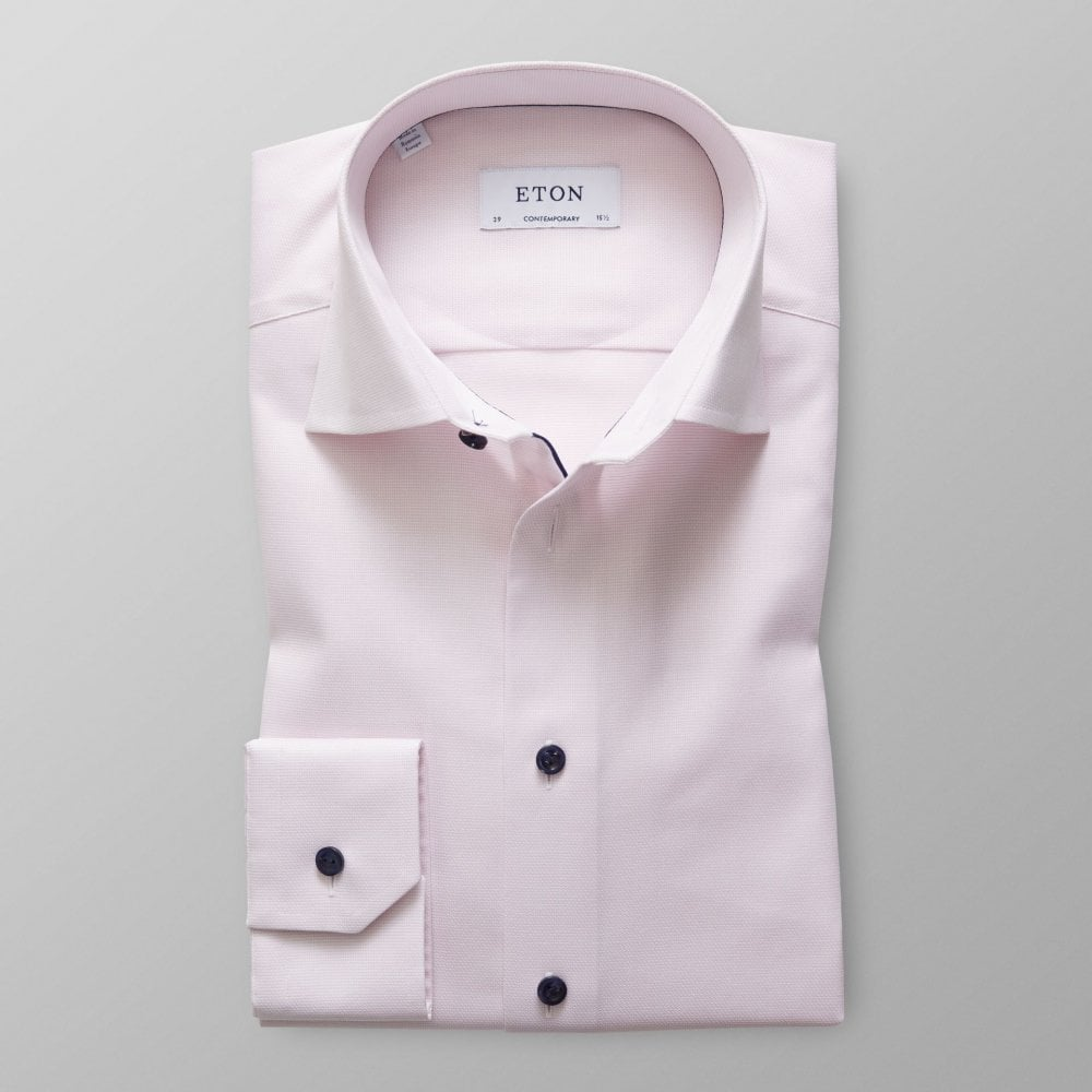 buy good classic style of 2019 high quality guarantee Contemporary Fit Pink Royal Oxford Shirt