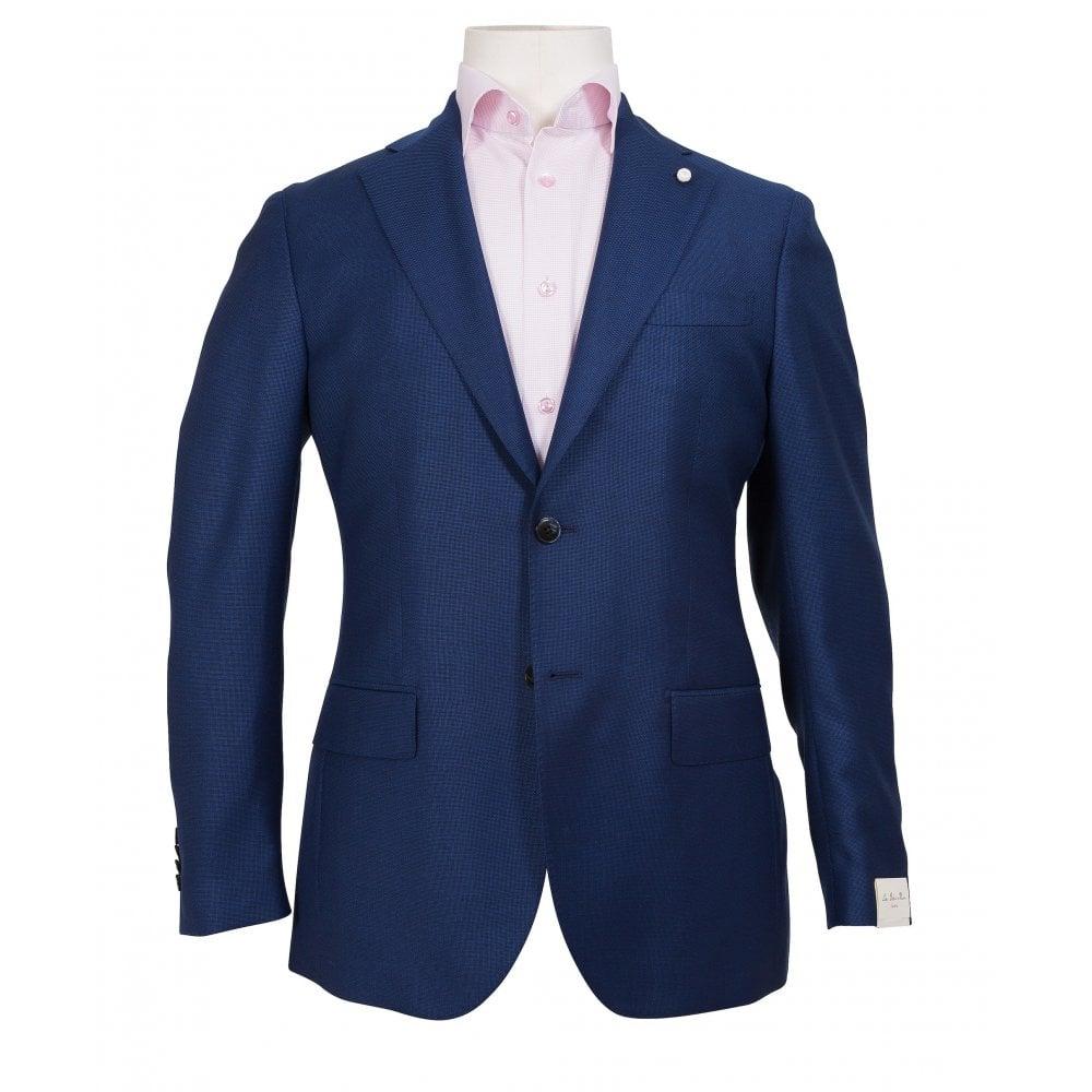 e1308a6c Zegna Wool & Silk Blend Textured Jacket
