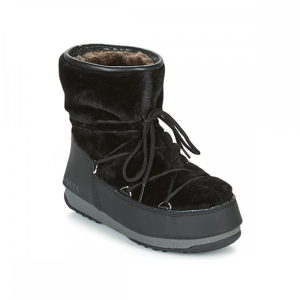 free shipping deaea 8a6b7 Monaco Low Fur Snow Boots